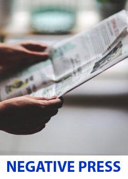 man holding newspaper ajay ahuja