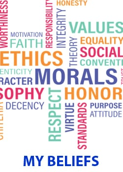 ethic morals ajay ahuja